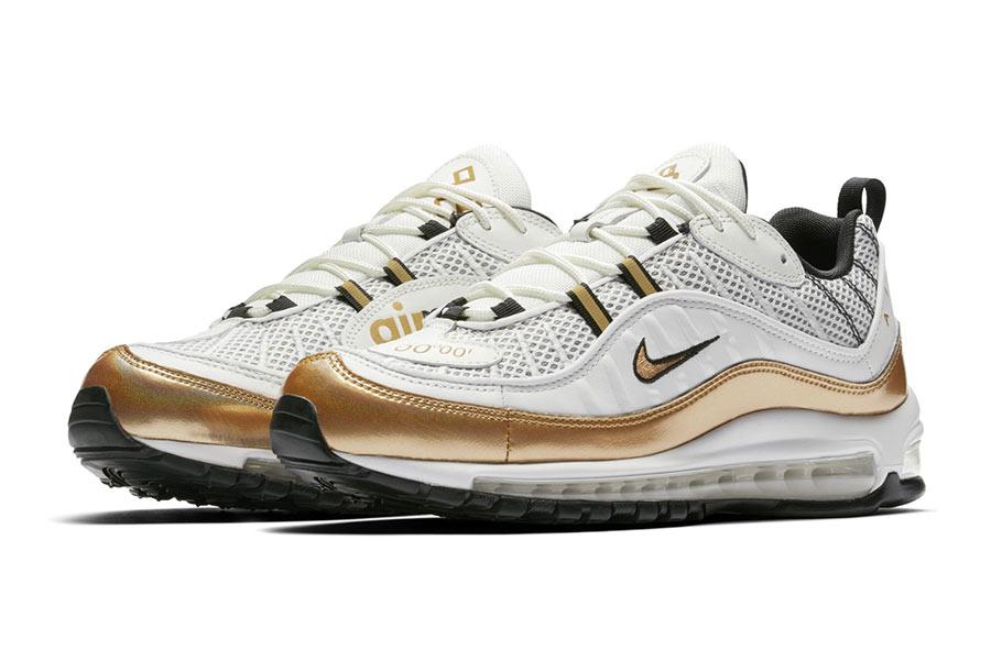 Nike Air Max 98 Supreme Navy 45